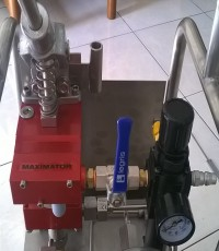 Vietsopetro Hydraulic System up to 15,000psi