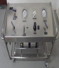 Gas Booster System up to 23000psi