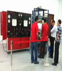 Halliburton Testing & Subsea Test Bay